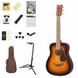 YAMAHA / JR2 TBS(タバコブラウンサンバースト) 【ミニギター14点入門セット!】 ヤマハ アコースティックギター アコギ JR-2 商品画像