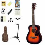 YAMAHA / JR2S TBS(タバコブラウンサンバースト) 【ミニギター14点入門セット!】 ヤマハ アコースティックギター アコギ JR-2S 商品画像