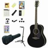 YAMAHA / LL6 ARE BL(ブラック) 【アコースティックギター15点入門セット!】 LL6ARE LL-6 入門 初心者 商品画像