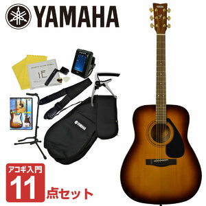 F315D TBS )【アコギ11点入門セット】