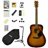YAMAHA / F315D TBS(タバコブラウンサンバースト) 【アコースティックギター15点入門フルセット!】 ヤマハ アコギ フォークギター F-315D 入門 初心者 商品画像