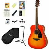 YAMAHA / FG820 AB (オータムバースト)(アコースティックギター14点入門セット!) ヤマハ フォークギター アコギ FG-820 入門 初心者 商品画像