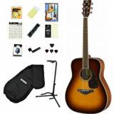 YAMAHA / FG820 BS (ブラウンサンバースト)(アコースティックギター14点入門セット!) ヤマハ フォークギター アコギ FG-820 入門 初心者 商品画像