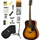 YAMAHA / FG820 BS (ブラウンサンバースト)(オールヒット曲歌本17点入門セット) ヤマハ アコースティックギター アコギ FG-820 入門 初心者 商品画像