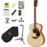 YAMAHA / FS820 NT(ナチュラル) 【アコースティックギター14点入門セット!】 ヤマハ フォークギター アコギ FS-820 入門 初心者 商品画像