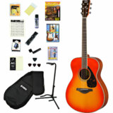 YAMAHA / FS820 AB (オータムバースト)(オールヒット曲歌本17点入門セット) ヤマハ アコースティックギター アコギ FS-820 入門 初心者 商品画像