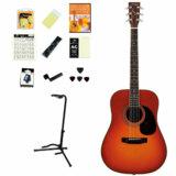 S.Yairi / YD-3M/CB (Cherryburst) 【アコースティックギター14点入門セット!】【Traditional Series】【単板Top】  商品画像