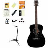 S.Yairi / YF-3M/BK (Black) 【アコースティックギター14点入門セット!】【Traditional Series】【単板Top】 アコギ YF3M 商品画像