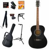 Sepia Crue / FG10/BK(ブラック) 【アコースティックギター11点入門セット】 セピアクルー アコースティックギター フォークギター アコギ 入門 初心者 FG-10 商品画像