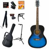 Sepia Crue / FG10/BLS(Blue Sunburst) 【アコースティックギター11点入門セット】 セピアクルーフォークギター アコギ 入門 初心者 FG-10 商品画像