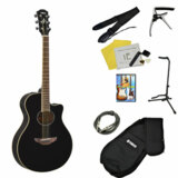 YAMAHA / APX600 BL (Black) 【エレアコ入門セット】 ヤマハ アコースティックギター エレアコ APX600-BL 商品画像