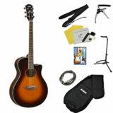 YAMAHA / APX600 OVS (Old Violin Sunburst) 【エレアコ入門セット】 ヤマハ アコースティックギター エレアコ APX600-OVS 商品画像