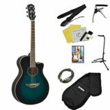 YAMAHA / APX600 OBB (Oriental Blue Burst) 【エレアコ入門セット】 ヤマハ アコースティックギター エレアコ APX600-OBB 商品画像