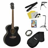 YAMAHA / CPX600 BL (Black) 【エレアコ入門セット】 ヤマハ アコースティックギター エレアコ CPX-600BL 商品画像