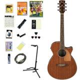 Ibanez / PC32MHCE-NMH (Natural Mahogany High Gloss) 【オールヒット曲歌本18点入門セット】【楽譜が付いたお買い得セット】 アイバニーズ アコースティックギター アコギ エレアコ PC32MHCE 入門 初心者 商品画像