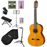 YAMAHA / CG102 【クラシックギター10点入門セット】 ヤマハ ガットギター ナイロンストリングス 入門 初心者 CG102 商品画像