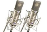 NEUMANN ノイマン / U 87 Ai Stereo set スタジオマイクロフォン【国内正規品保証3年付き】《お取り寄せ商品》 商品画像