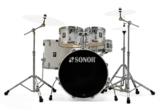 SONOR / SN-AQ1SG #PWピアノホワイト ソナー ドラムセット AQ1 Stage Set 22BD スタンダードサイズ /シンバル別【お取り寄せ商品】 商品画像