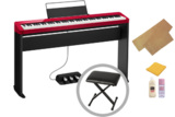 CASIO カシオ / PX-S1000RD【椅子セット!】(レッドカラー) デジタルピアノ《お手入れセットプレゼント:meinte-set》 商品画像