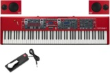 nord ノード / Nord Stage 3 88【nord monitorセット!】ステージ・キーボード 商品画像
