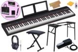 Roland ローランド / GO-88P(GO:PIANO88)【スタンド&キーボードベンチセット!】88鍵盤 エントリー・キーボード 商品画像