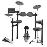 YAMAHA / DTX432KS ヤマハ 電子ドラム ドラムイスとキックペダル付属 商品画像