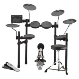 YAMAHA / DTX432KUPGS 3シンバル アップグレード ヤマハ 電子ドラム ドラムイスとキックペダル付属 商品画像
