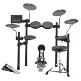 YAMAHA / DTX452KUPGS 3シンバル アップグレード ヤマハ 電子ドラム ドラムイスとキックペダル付属 商品画像