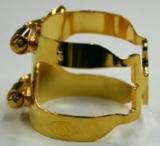 HARRISON / Ligature Baritone saxophone ハリソン リガチャー バリトンサックス用 GP 金メッキ 商品画像