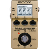 ZOOM / MS-50G-I MultiStomp Guitar Pedal Gold Limited 【イシバシ限定生産モデル】 商品画像