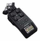 ZOOM ズーム / H6 BLK (ブラック・エディション) ハンディレコーダー【お取り寄せ商品】 商品画像