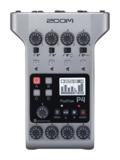 ZOOM ズーム / PodTrak P4 ポッドキャスト用ポータブルレコーダー 商品画像