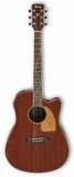 Ibanez / PF32MHCE Natural Mahogany (NMH)  アイバニーズ アコースティックギター アコギ エレアコ PF32MHCE-NMH  商品画像
