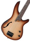 Ibanez / Bass Work Shop Series SRH500F Natural Browned Burst Flat (NNF) アイバニーズ 商品画像