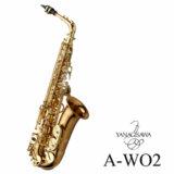 Yanagisawa / A-WO2 ヤナギサワ アルトサックス ダブルオーシリーズ ブロンズブラス ラッカー仕上 《出荷前検品》 商品画像
