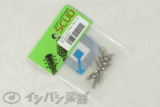 SCUD / W-PFC フェンダータイプ ピックガード用ビス クローム  商品画像