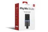 IK Multimedia アイケーマルチメディア / iRig Mic Studio Black 商品画像
