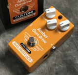 MAD PROFESSOR / AMBER OVERDRIVE MIDAS TOUCH MOD  商品画像