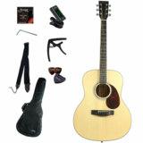 S.Yairi / YF-320S Natural (NAT) 【アコースティックギター10点入門セット】【単板Top】 ヤイリ フォークギター 入門 初心者 商品画像