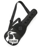 CHUMS / UKULELE SHOULDER SWEAT ECO BLACK 2017SS ソプラノウクレレ用ケース 商品画像