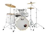 Pearl / ドラムセット EXX725S/C #33 Pure White パール シンバル付ドラムフルセット (スタンダードサイズ) 商品画像