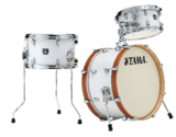TAMA / CL30VS-WSM タマ SUPERSTAR CLASSIC NEO MOD - All Maple Shell 3点シェルキット White Smoke 商品画像