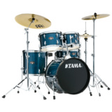 TAMA / IE58H6HC-HLB タマ IMPERIALSTAR ドラムセット 18BD コンパクトサイズ【お取り寄せ商品】 商品画像