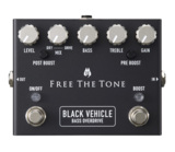 Free The Tone / BV-1V BLACK VEHICLE ベース用オーバードライブ 商品画像