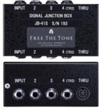 Free The Tone / Signal Junction Box JB-41S ジャンクションボックス 《受注生産品/納期別途ご案内》 商品画像