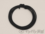 Montreux / USA Cloth Wire 1M Black (1584) クロスワイヤー モントルー 商品画像