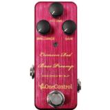 One Control ワンコントロール / Crimson Red Bass Preamp クリムゾンレッドベースプリアンプ 商品画像