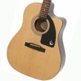 Epiphone / AJ-100CE Natural 【ピックアップ搭載】 エピフォン アコースティックギター フォークギター アコギ エレアコ 入門 初心者 AJ100CE 商品画像