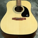 EPIPHONE / DR-100 NA (Natural) エピフォン アコースティックギター フォークギター アコギ 入門 初心者 DR100 商品画像