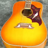 EPIPHONE / DOVE PRO VB (Violinburst) エピフォン アコースティックギター フォークギター エレアコ アコギ 商品画像